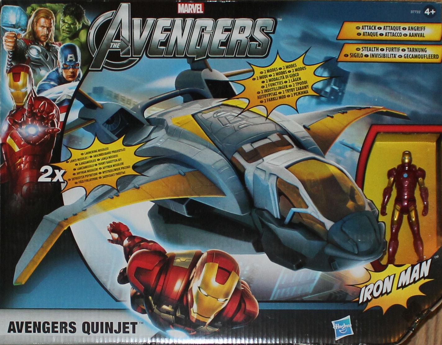 Avengers Quinjet