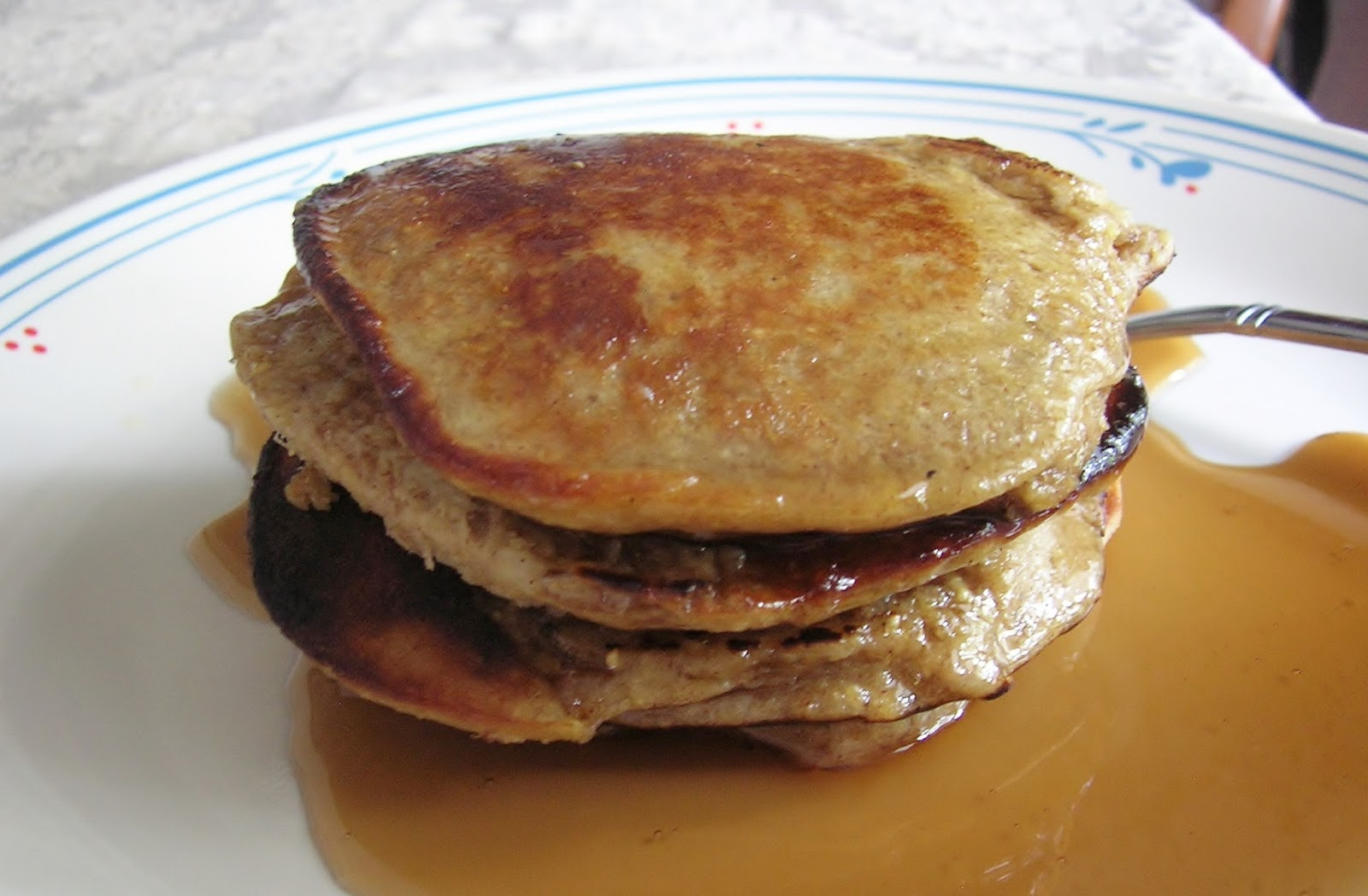 How to cook millet pancakes 46