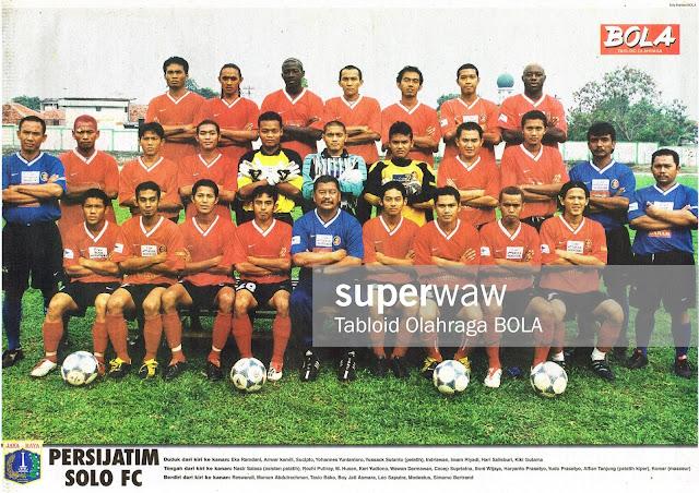 PERSIJATIM SOLO FC 2002