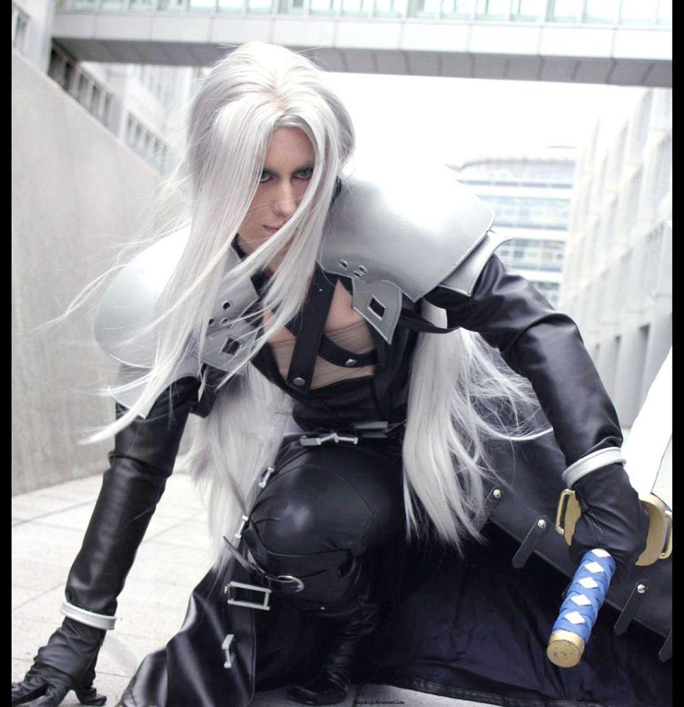 Final Fantasy Sephiroth Cosplay Final Fantasy C...