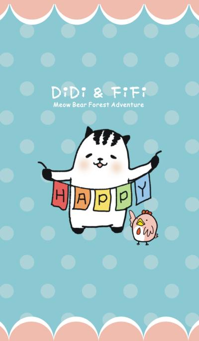 DiDi & FiFi's Adventure