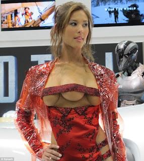 boob Triple lady k