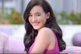 Nama Bintang Pemeran Iklan Marina UV White W Collagen Asta