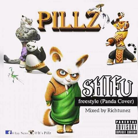 Music: Anticipate - Shifu (Panda Cover) By Pillz | @its_Pillz