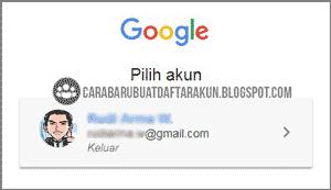 cara mengetahui akun google yang lupa