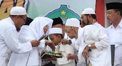 Bisma Bocah 8 Tahun Hafidz Quran Asal Sidoarjo Bikin KH  Ma'ruf Terkesima