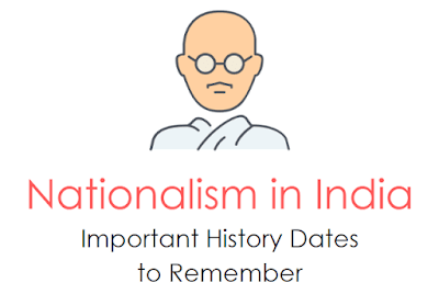 PDF of History Chapter of Nationalism in India