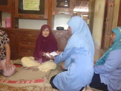 IKASMUKA  (Ikatan Alumni SMEA/SMK Muhammadiyah Karangmojo) Peduli Untuk Saudara