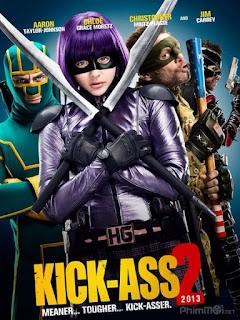 Người hùng củ chuối 2 - Kick Ass 2 (2013)   Full HD VietSub