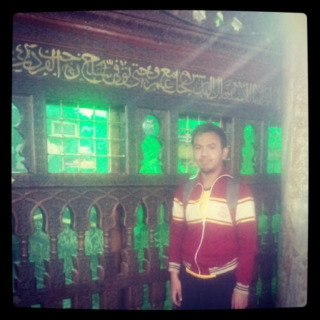 Makam Imam Syafie di Kaherah Mesir