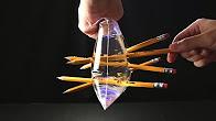 10 дивовижних наукових трюків з рідинами!