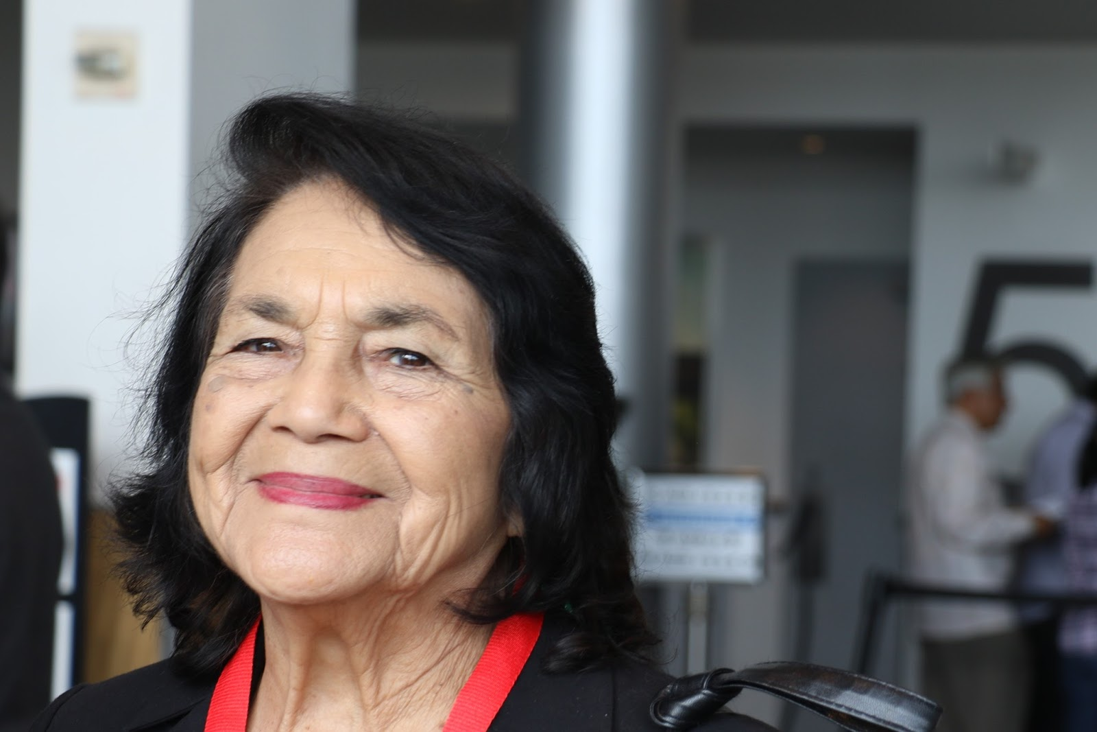 dolores huerta 06102017 the film 'dolores' celebrates the force that is dolores huerta, the labor organizer who worked tirelessly on behalf of poor people around the country.