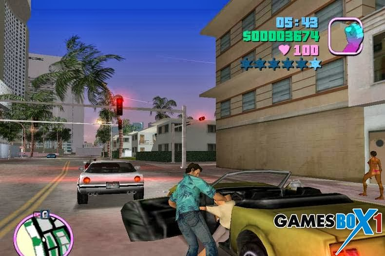 Download GTA Vice City Game For PC Highly Compressed
