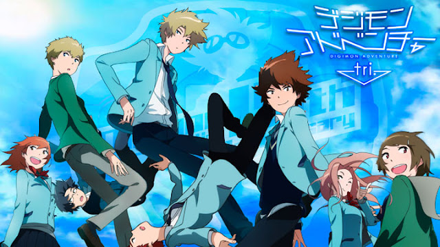 Digimon Adventure Tri - Ovas del 1 al 13 -