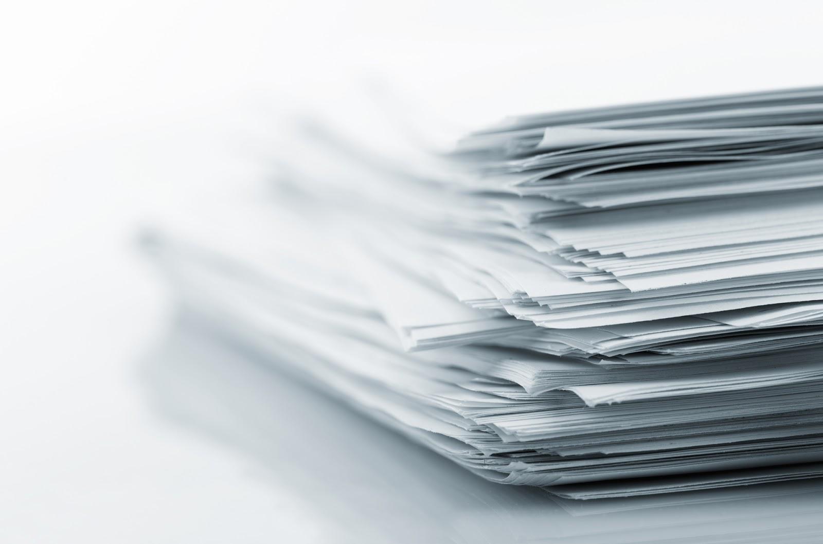 Para fechar a empresa, é essencial dar baixa na documentação