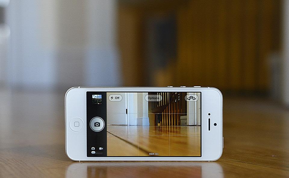 Image result for kamera iphone 5