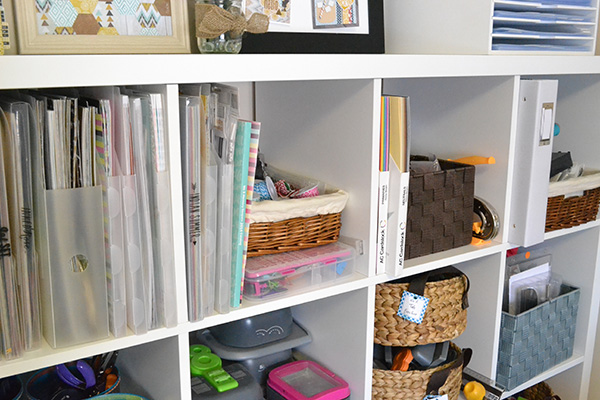 Aly Dosdall Craft Room Clean Out Final Reveal