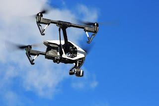 Agentes apreendem drone que tentava levar celulares e serras a presídio de JP