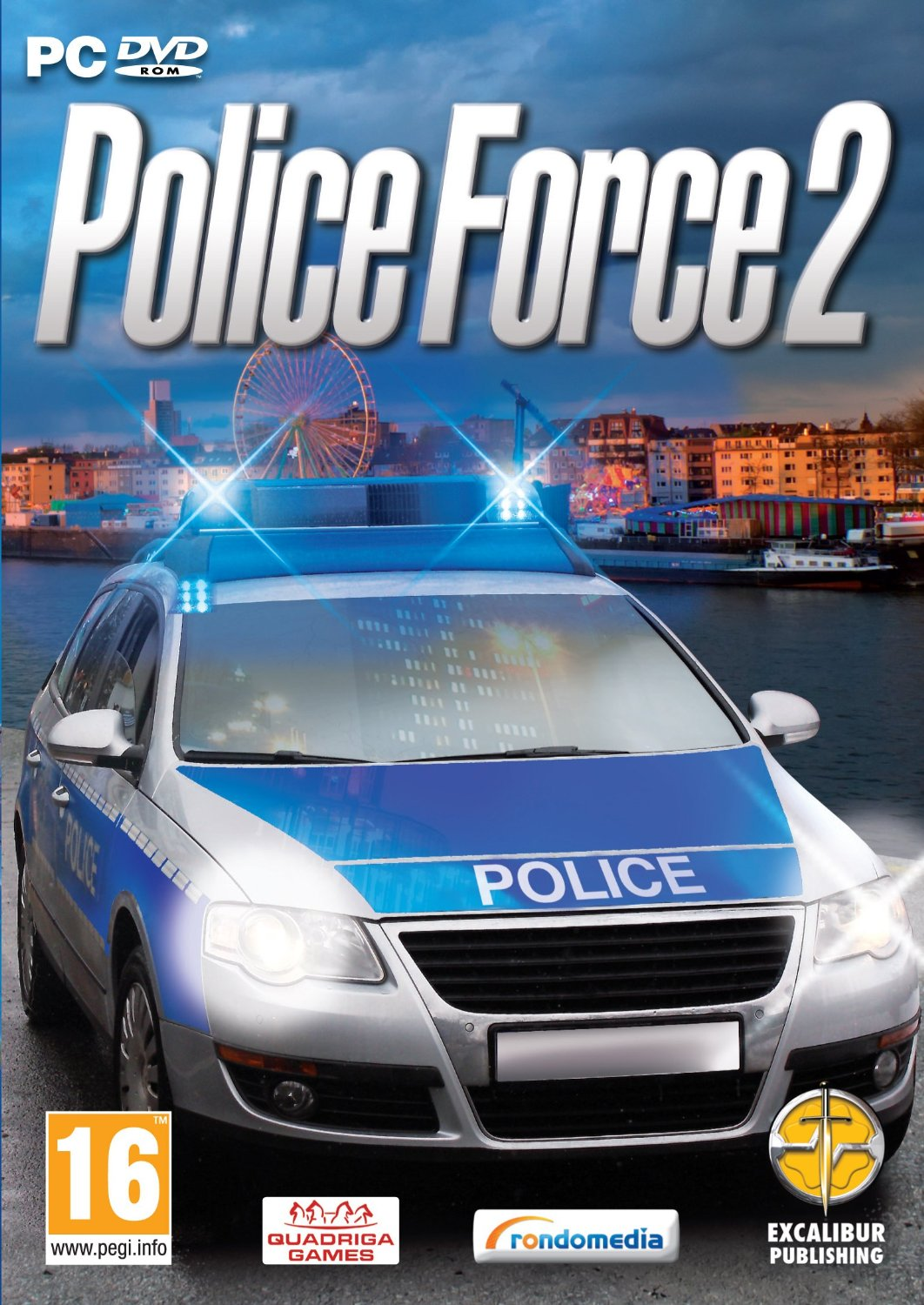 Police Force 2 PC Full Español