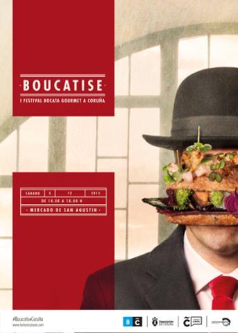 Boucatise. I Festival Bocata Gourmet A Coruña.