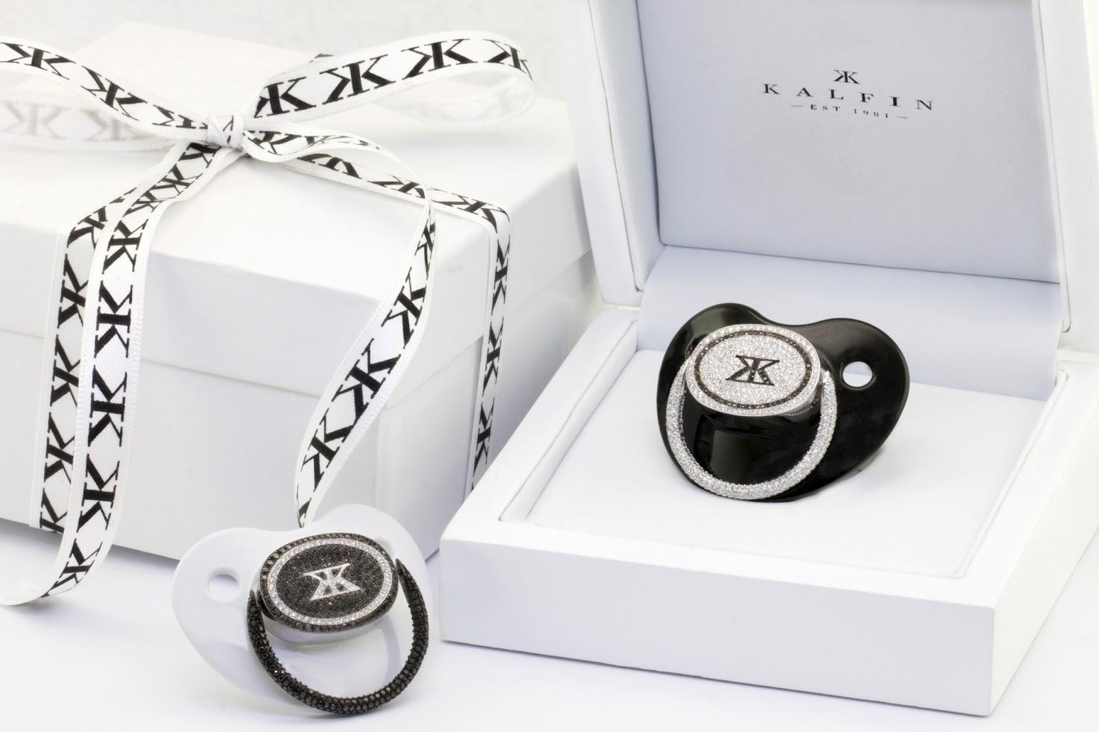 $50,000 Black Diamond pacifier to go on sale