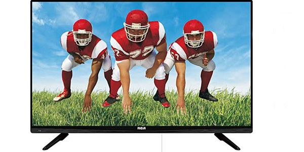 smart tv murah terbaik RCA 32-Inch 720p LED HDTV