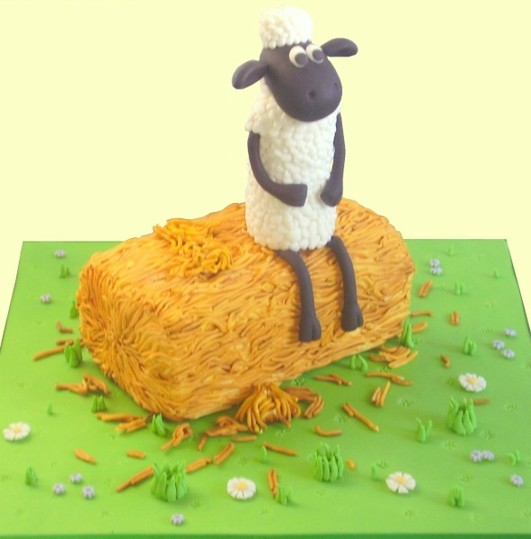 Shaun The Sheep Cakes For Birthdays Food And Drink
