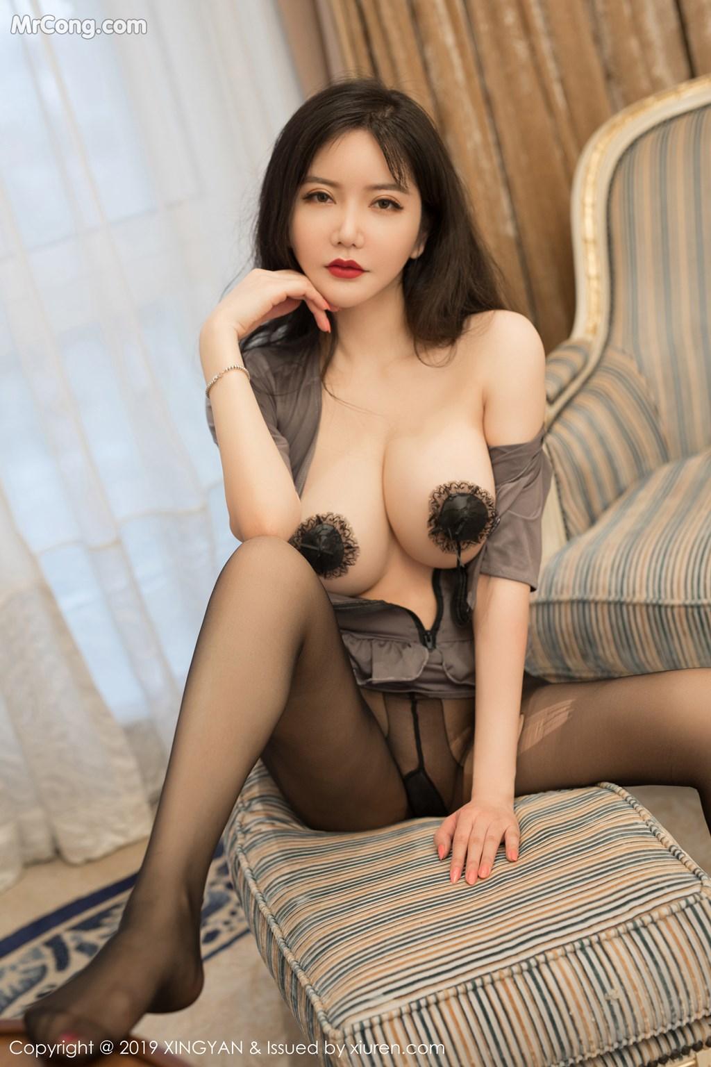 Image XingYan-Vol.123-MrCong.com-019 in post XingYan Vol.123: 心妍小公主 (47 ảnh)