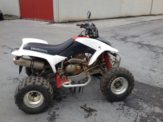 OCASION HONDA TRX 400 EX 1800€