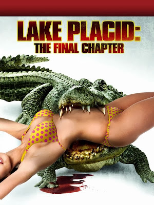 Poster Of Lake Placid The Final Chapter (2012) Full Movie Hindi Dubbed Free Download Watch Online At worldfree4u.com