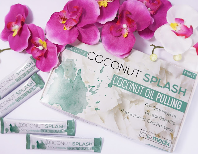 Coconut Splash™ Oil Pulling - Traditionelles Detoxing für den Mund