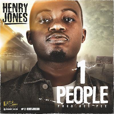 HENRY JONES - 1 PEOPLE @HENRYJONES08