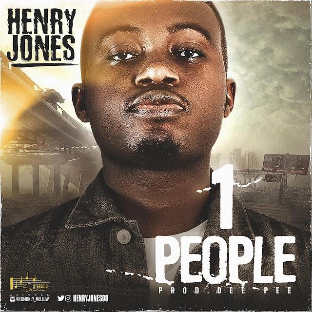 #MUSIC: HENRY JONES - 1 PEOPLE @HENRYJONES08