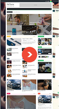 Surface - Responsive Magazine Blogger Theme - 14