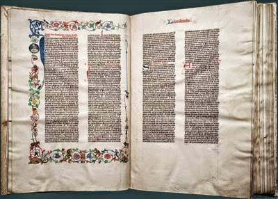 Giant Bible of Mainz 1