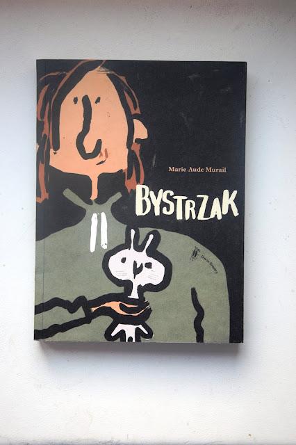 """Recenzje #72 - """"Bystrzak"""" - okładka książki pt.""""Bystrzak"""" - Francuski przy kawie"""