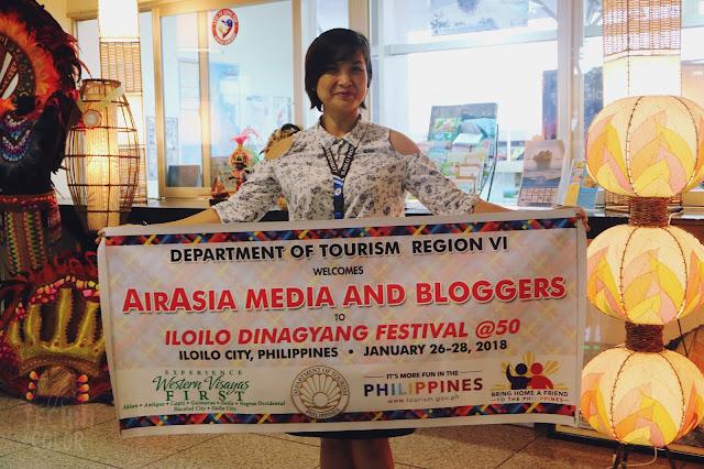 AirAsia in Iloilo Dinagyang Festival