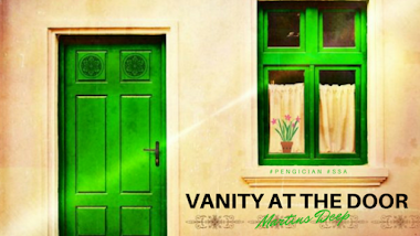 Featured Poem: Vanity At The Door - by Martins Deep