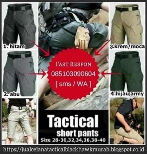 Grosir Jual Celana Tactical Blackhawk Malang df85084871