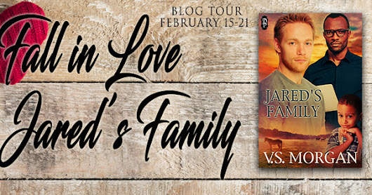Blog Tour ♥ Jared's Family by VS Morgan ♥ #giveaway $20 GC