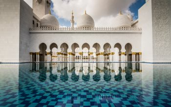 Wallpaper: Sheikh Zayed Mosque