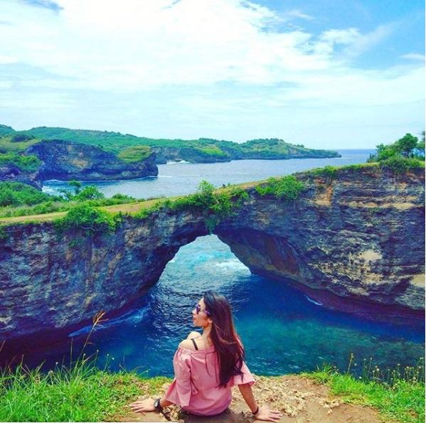 1 Hari di Pulau Cantik Nusa Penida