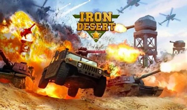 Download Iron Desert Mod Apk Game
