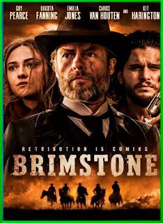 Brimstone (2016) | DVDRip Latino HD GDrive 1 Link
