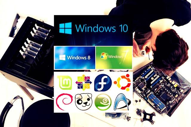 INSTAL Software Original Berkualitas di Rote Ndao
