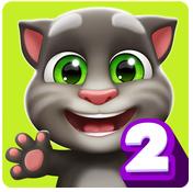 Tải game nuôi con mèo - My talking Tom 2