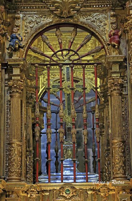 Lignum Crucis. Santo Toribio de Liébana