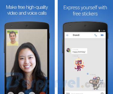 Aplikasi Android Video Call terbaik Gratis dan Ringan