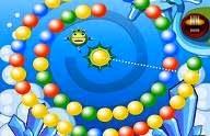 لعبة زوما في البحر