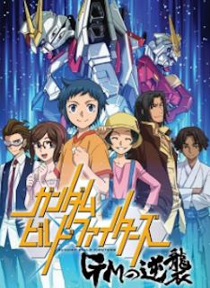 Gundam Build Fighters GM no Gyakushuu Sub Indo